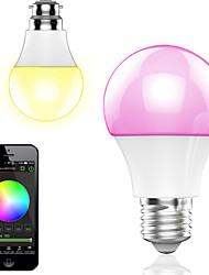 Недорогие -интеллектуальное управление приложение Беспроводная Bluetooth Светодиодная лампа / свет