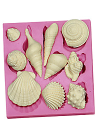 Недорогие -1шт пластик Своими руками Торты Формы для пирожных Инструменты для выпечки