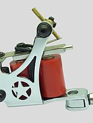 cheap -BaseKey Professional Tattoo Machine - 1 alloy machine liner & shader Professional 1 pcs Carbon Steel Handmade Stamping