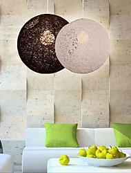cheap -1-Light LED Pendant Light Resin Resin Globe Others Modern Contemporary