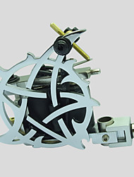 cheap -Coil Tattoo Machine Professiona Tattoo Machines Damascus steel Liner and Shader Wire-cutting