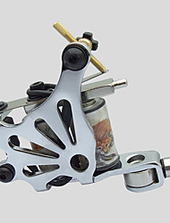 cheap -BaseKey Professional Tattoo Machine - 1 alloy machine liner & shader Professional 1 pcs Carbon Steel Handmade Stamping