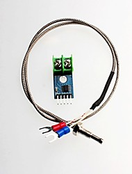 Недорогие -max6675 K-тип датчика модуль термопары Термопара