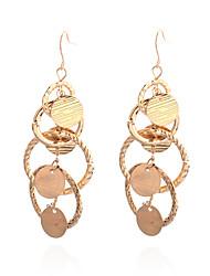 cheap -Women's Drop Earrings Earrings Jewelry Silver / Golden For Party Daily Casual