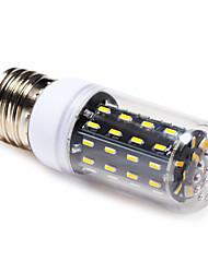 cheap -4 W LED Corn Lights 3000-6000 lm E14 E26 / E27 T 56 LED Beads SMD 4014 Warm White Natural White 220-240 V / 1 pc