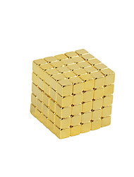 cheap -125 pcs 5mm Magnet Toy Magnetic Balls Building Blocks Super Strong Rare-Earth Magnets Neodymium Magnet Magnet Classic & Timeless Kid's / Adults' Boys' Girls' Toy Gift