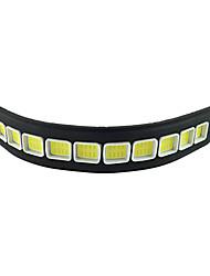 cheap -ZDM 2pcs Car Light Bulbs 10W COB 900lm 10LED/pcs LED Daytime Running Light DC12V