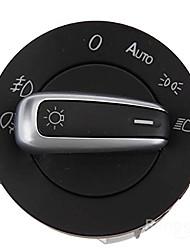 Недорогие -iztoss 5nd941431b хром евро Глава туман дальнего света переключатель для VW Tiguan Passat CC Scirocco GTi гольф mk5 Mk6
