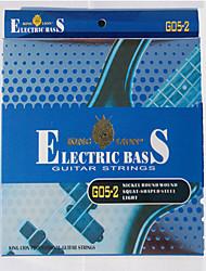 Недорогие -электрические струны бас