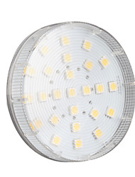 cheap -1pc 3.5 W LED Spotlight 200LM 25 LED Beads SMD 5050 Warm White Cold White Natural White 220-240 V