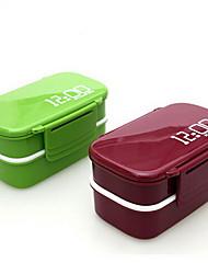 Недорогие -Кухонная организация Ланч-боксы Пластик Прост в применении 1шт
