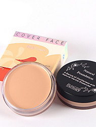 cheap -4 Colors Cream 1 pcs Dry / Wet / Combination Whitening / Moisture / Oil-control Face Makeup Cosmetic