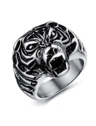 cheap -Men's Ring Silver Alloy Vintage Casual Jewelry