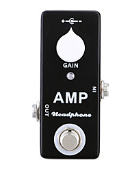 cheap -Mini Guitar Effect Pedal Earphone Amplifier