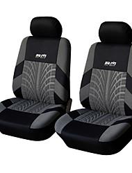abordables -AUTOYOUTH Couvre Siège de Voiture Couvre-siège Textile Normal Pour Volkswagen / Toyota / Suzuki