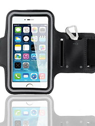 cheap -Case For iPhone 6s / iPhone 6 Armband Soft Textile