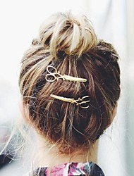 cheap -Women's Elegant Alloy Hairpins Hair Charms Wedding Party