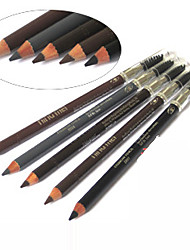 cheap -Eyebrow Pencil 1 pcs Makeup Eye Dry Combination Oily Waterproof Long Lasting Natural 5 Colors Cosmetic Grooming Supplies