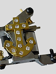 cheap -Coil Tattoo Machine Professiona Tattoo Machines Alloy Liner and Shader Empaistic