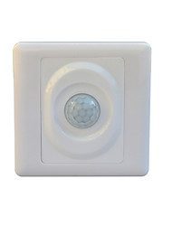 cheap -Optically-Controlled  LED Human Body Inductive Motion Sensor Wall Switch
