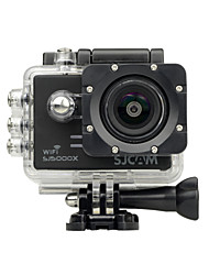 cheap -SJCAM SJ5000X Sports Action Camera Gopro Gopro & Accessories Outdoor Recreation vlogging Waterproof / WiFi / Anti-Shock 128 GB 60fps / 120fps / 30fps 12 mp 8x 4000 x 3000 Pixel Surfing / Road Cycling