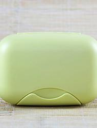 cheap -Plastic Soap Dish Travel Storage Toiletries