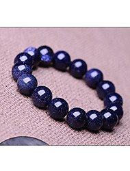 cheap -Crystal Bead Bracelet Beaded Galaxy Crystal Bracelet Jewelry 8 / 10 / 12 For Christmas Gifts Wedding Party Daily Casual