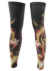 cheap -1 Pair XINTOWN Leg Warmers / Knee Warmers Fashion Lightweight Sunscreen UPF 50 Bike Elastane Winter for Men's Women's Adults' Road Bike Mountain Bike MTB Running / UV Resistant / Breathable