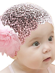 cheap -Toddler Girls' Floral Hair Accessories White / Red / Pink One-Size / Headbands