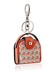cheap -Classic Acrylic Bag Shape Keychain Best Gift for Girlfriend Women Favorite