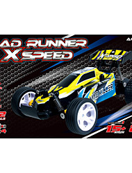 cheap -New Arrival Boys RC Car Electric Toys 1:22 Vehicle 4CH Remote Control Car 2WD Shaft Drive Truck