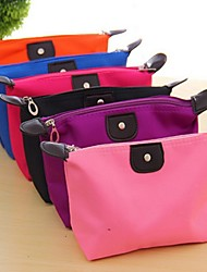 Недорогие -путешествия вставка портативный косметический устроитель сумки кошелек лайнер аккуратно макияж тура принадлежности мешок (случайные цвета)