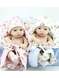cheap -NPKCOLLECTION NPK DOLL Reborn Doll Baby Newborn lifelike Cute Hand Made Child Safe Full Body Silicone with Clothes and Accessories for Girls' Birthday and Festival Gifts / Non Toxic / Lovely / Kid's