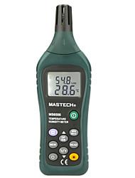 Недорогие -MASTECH ms6508 (измерение температуры окружающей среды, относительной влажности, температуры и влажности) с хранением данных