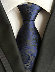 cheap -Men's Party / Evening / Formal Style / Luxury Necktie - Creative Stylish