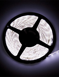 cheap -1PC LED Light Strips Waterproof Tiktok Lights IP 65 5M 16.4 Feet 600 LEDs 8mm Warm White 3000-35000K 2835 85 Lumens per Foot 12V DC Tape Light