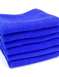 cheap -ZIQIAO Microfiber Car Cleaning Cloth Wash Towel Products Dust Tools(30*70CM)