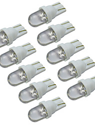 cheap -YouOKLight 10pcs T10 Car Light Bulbs Dip LED 60lm Turn Signal Light For universal