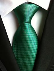 cheap -Men's Luxury / Solid / Classic Necktie - Creative Stylish
