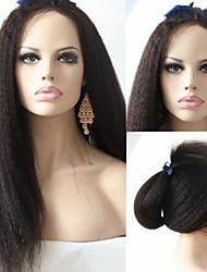 cheap -joywigs italian yaki straight human hair full lace lace front wig for black women