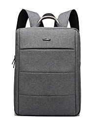 """cheap -Coolbell 16"""" Laptop Commuter Backpacks Nylon Solid Color for Business Office for Colleages & Schools for Travel Water Proof Shock Proof"""