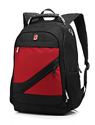 """cheap -Coolbell 16"""" Laptop Commuter Backpacks Nylon for Business Office for Colleages & Schools for Travel Shock Proof with USB Charging Port / Headphones Hole"""
