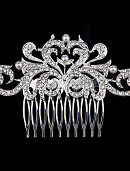 cheap -The New Combs Korean Pearl Diamond Bride Headdress Selling Jewelry