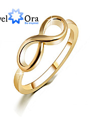 cheap -Women's Band Ring Gold Gold Plated Alloy Fashion Party Jewelry