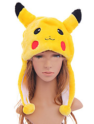 cheap -Hat / Cap Inspired by Pocket Little Monster PIKA PIKA Anime / Video Games Cosplay Accessories Hat Polyester Men's / Women's 855