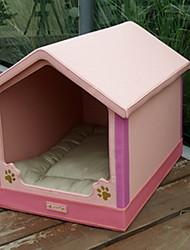 cheap -Comfortable Cotton Portable Mats & Pads For Dogs / Cats Random Color