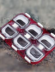 abordables -Boîte à hameçons Imperméable 1 Plateau Plastique 11 cm 1.2 cm