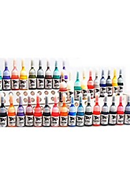 cheap -BaseKey 28 color tattoo ink 28x 5 ML
