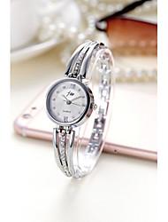 cheap -Women's Fashion Watch Quartz Elegant Casual Watch Analog Golden Silver / One Year / One Year / SSUO 377
