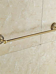 cheap -Antique Copper Wall Mounted Towel Bar 60cm Length